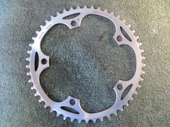 "Sugino Aero Mighty 144BCD 1/8"" NJS Chainring 50T (15112819)"