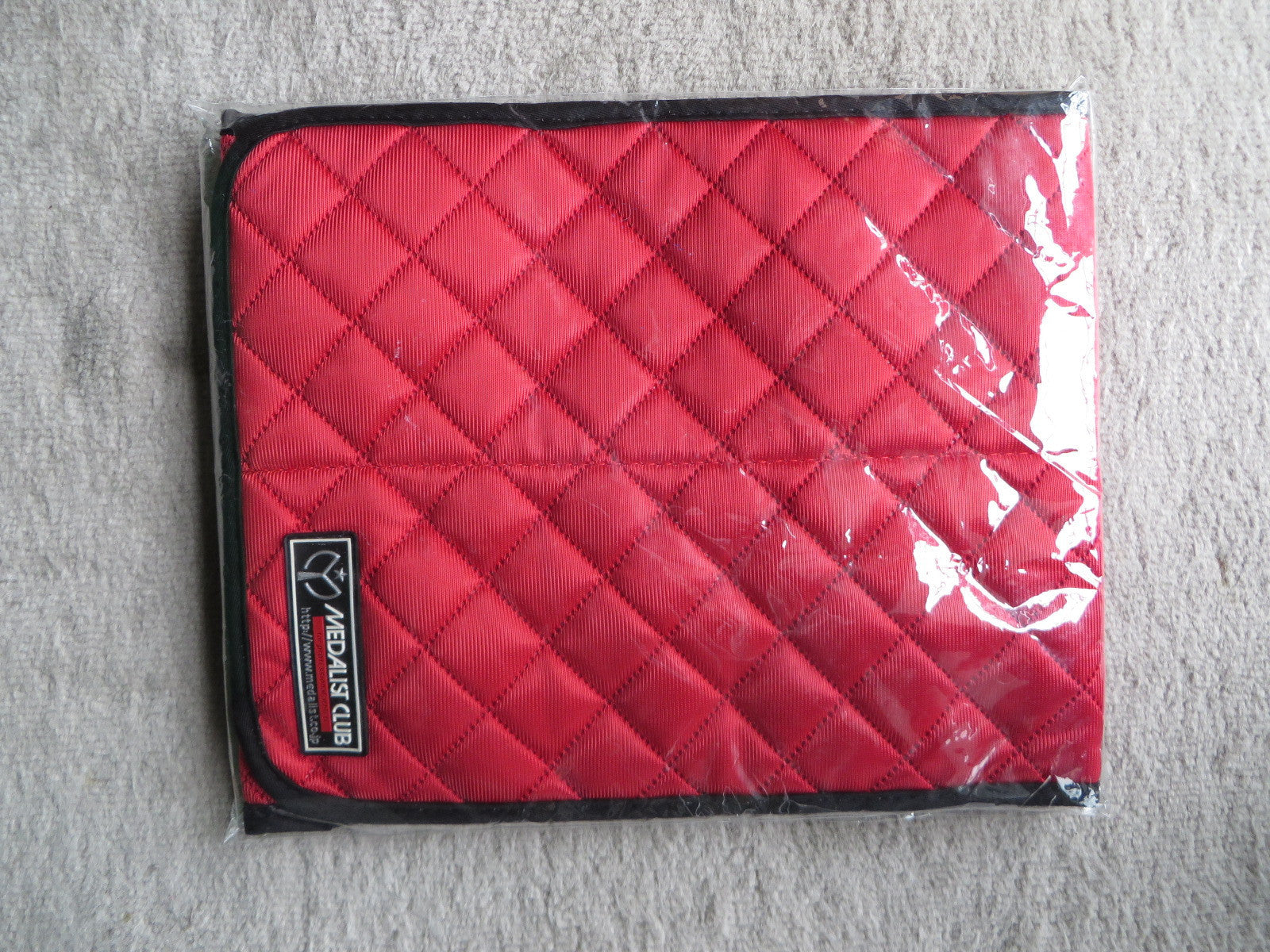 NOS Medalist Club Tire Case Red