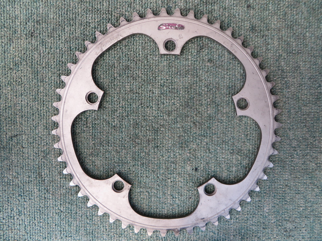 Sugino S-cubic Matte Finish 144BCD NJS Chainring 51T (231228043)