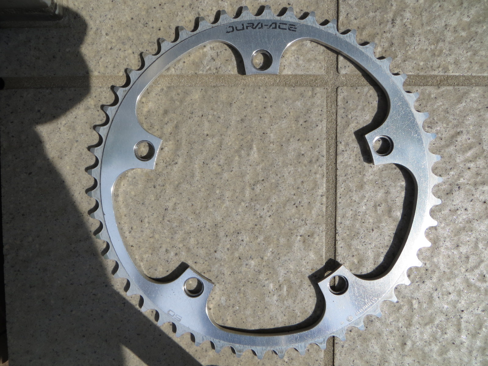 Dura Ace FC-7600 Chainring, 50T (23050603)