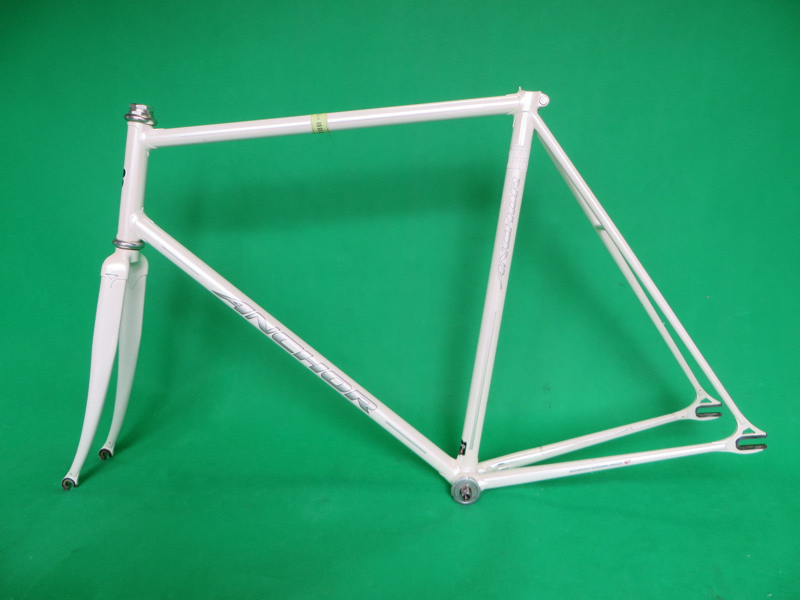 ANCHOR // white 2012 // COLUMBUS MAX fork // 57.5cm