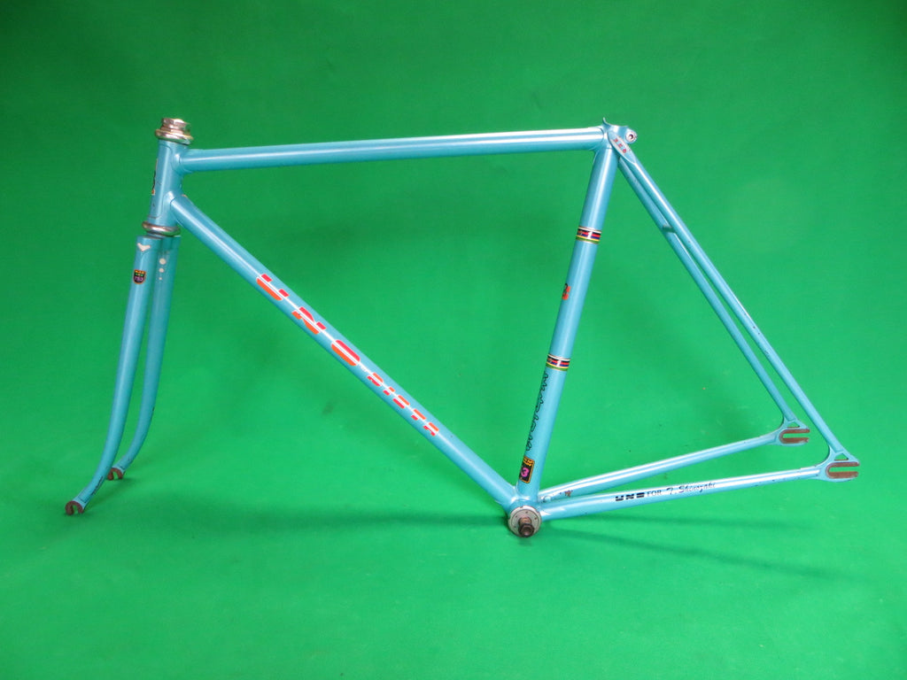 UNO // light blue // Reynolds 753 // 50.5cm