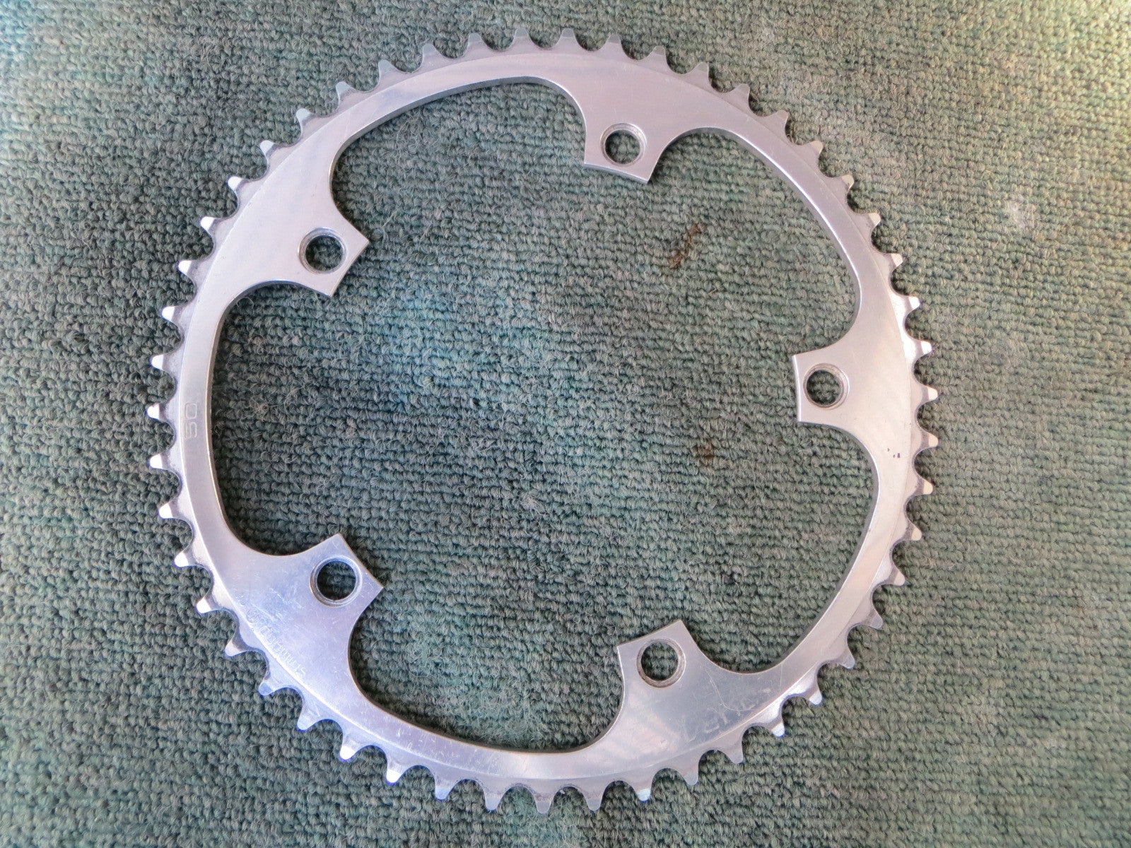 "Shimano Dura Ace FC-7600 144BCD 1/8"" NJS Chainring 50T (15112834)"