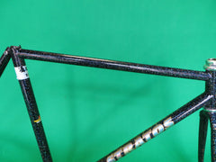 STRATOS | black sparkle | 51.5cm
