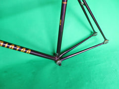 Japanese Boss Reminton Purple Metallic Color Changing For Keirin Otaku