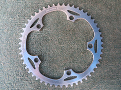 "Sugino Aero Mighty 144BCD 1/8"" NJS Chainring 51T (14102550)"