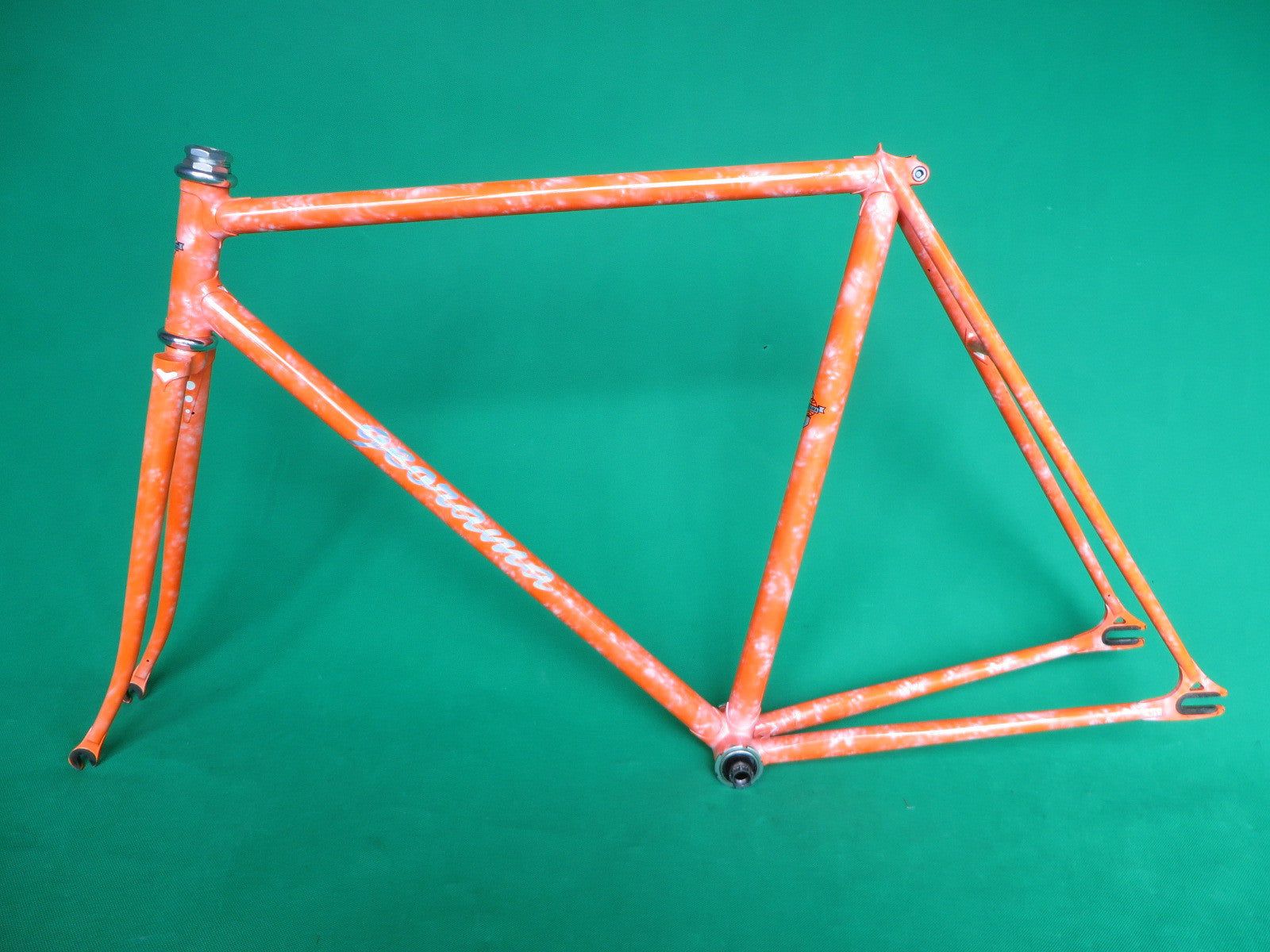 GEORAMA | orange marble | 53cm