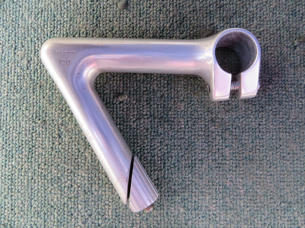 Nitto Jaguar Aluminium NJS Stem 120mm (140801036)