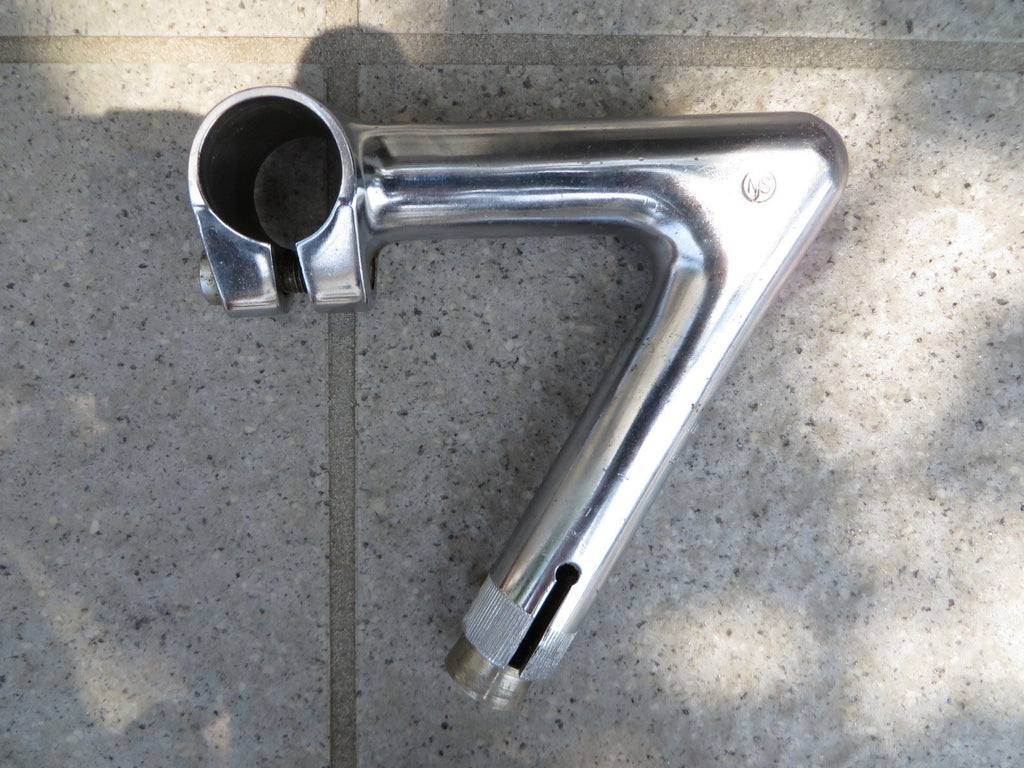 Nitto Jaguar Steel 58 Degree NJS Stem Older Model 100mm (230709016)