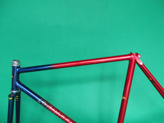 Stratos Red/Blue Fade (52cm)