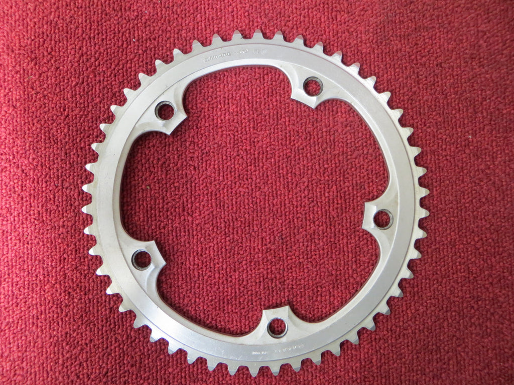 "Shimano Dura Ace 7500 EX 151BCD 1/8"" Chainring 50T Stamped NJS (18021111)"