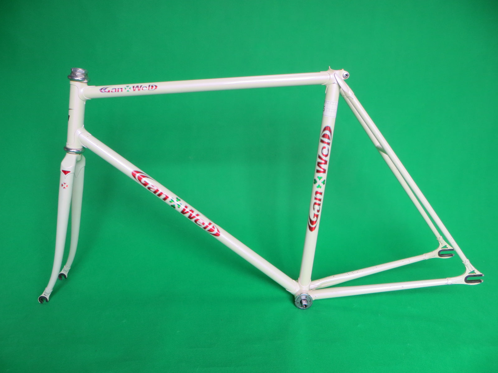 Gan Well Pro  // Pearl White  // 54cm