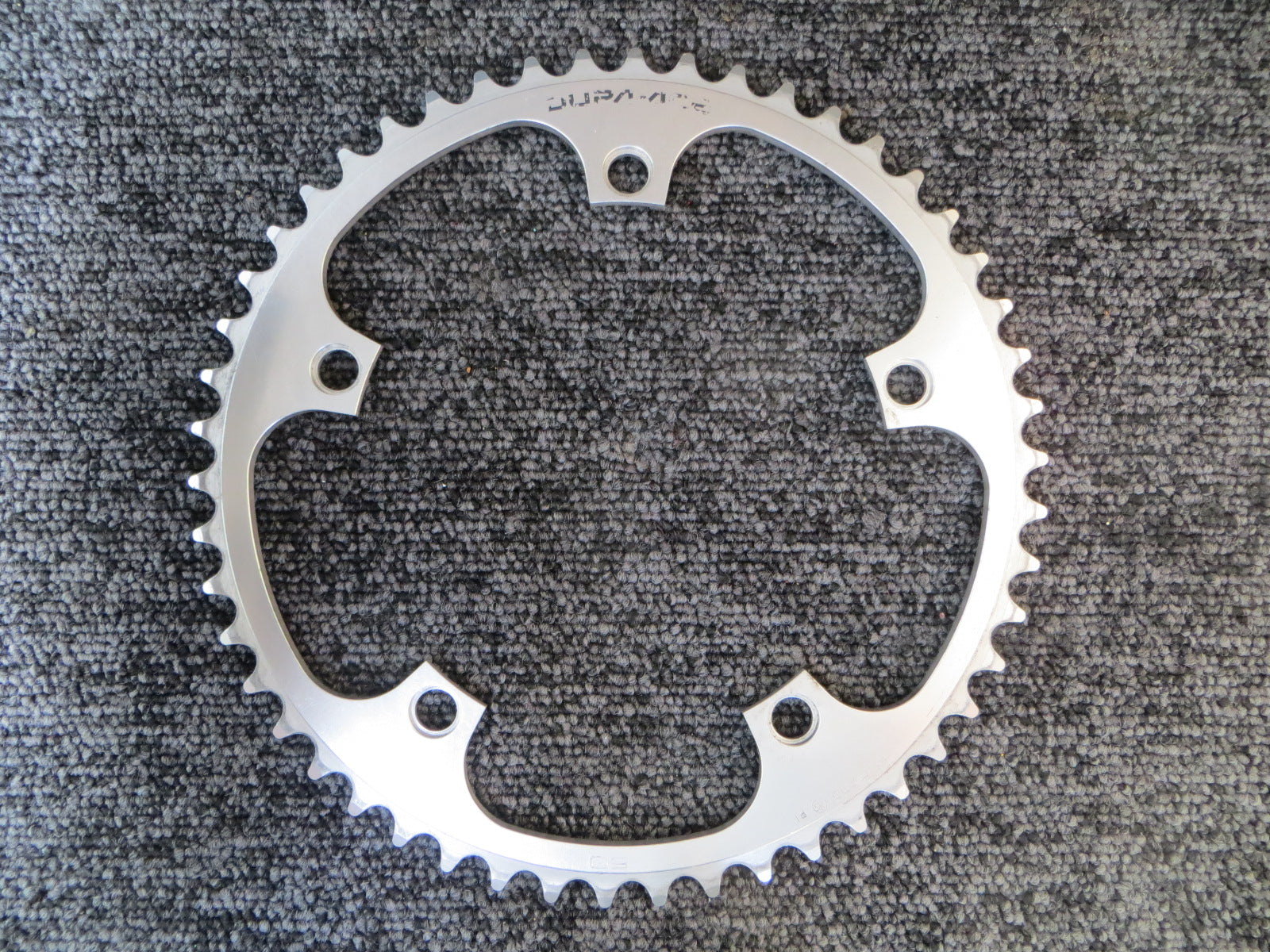 "Shimano Dura Ace FC-7600 1/8"" 144BCD NJS Chainring 50T (18071916)"