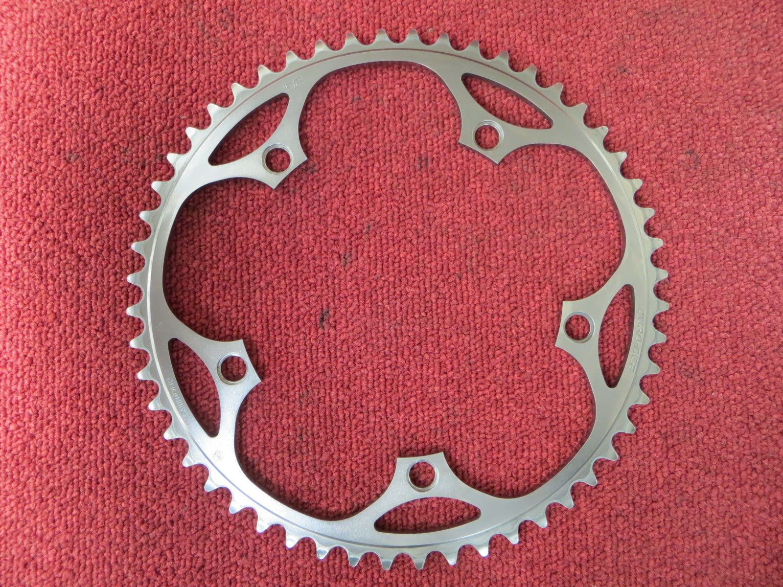 "Shimano Dura Ace FC-7710 1/8"" 144BCD NJS Chainring 52T (18041113)"