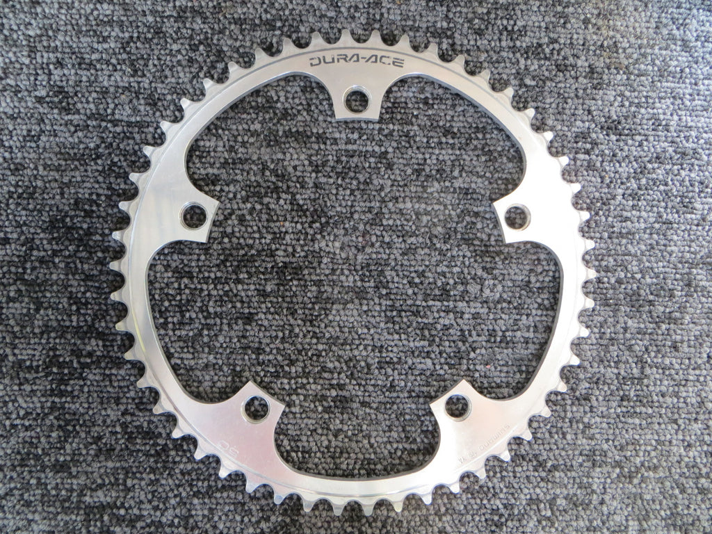 "Shimano Dura Ace FC-7600 1/8"" 144BCD NJS Chainring 50T (18071924)"