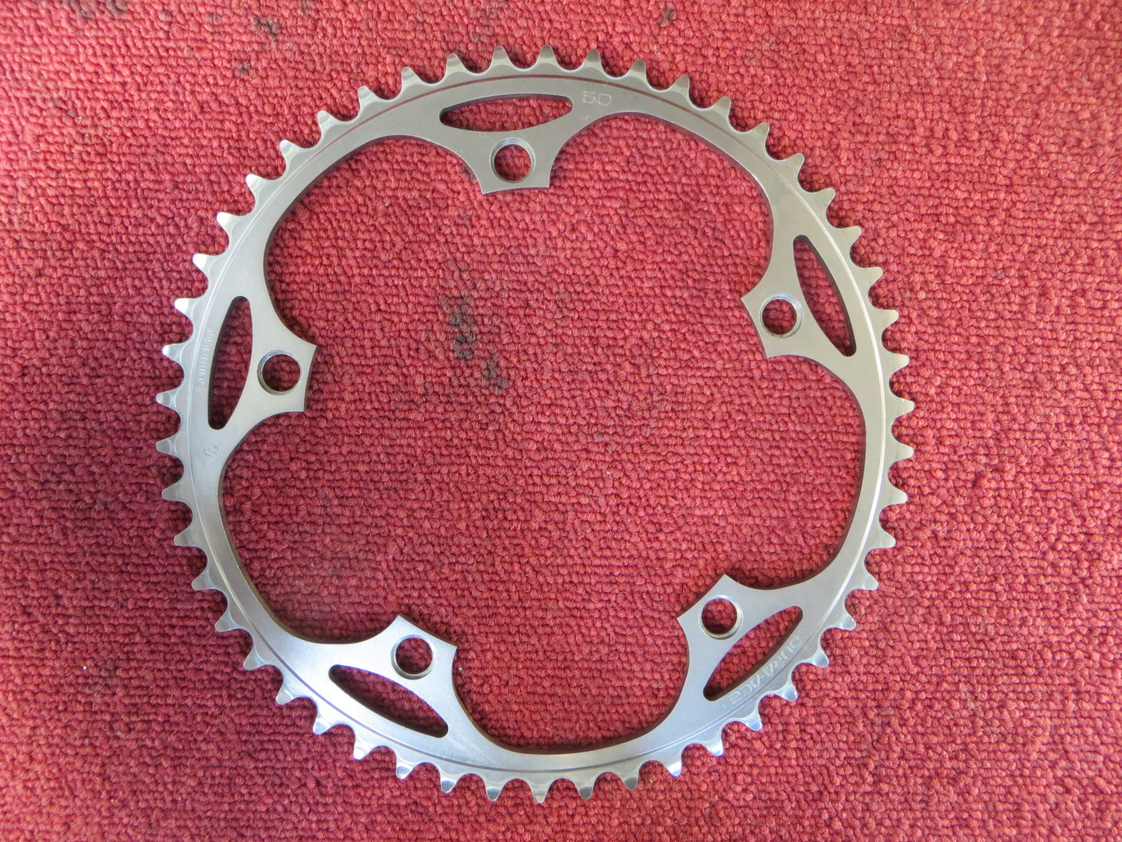 "Shimano Dura Ace FC-7710 1/8"" 144BCD NJS Chainring 50T (18102023)"