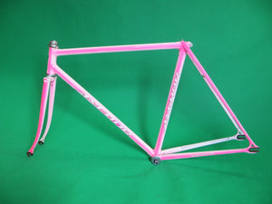 Anchor // Neon Pink and White FADE  // 51.5cm