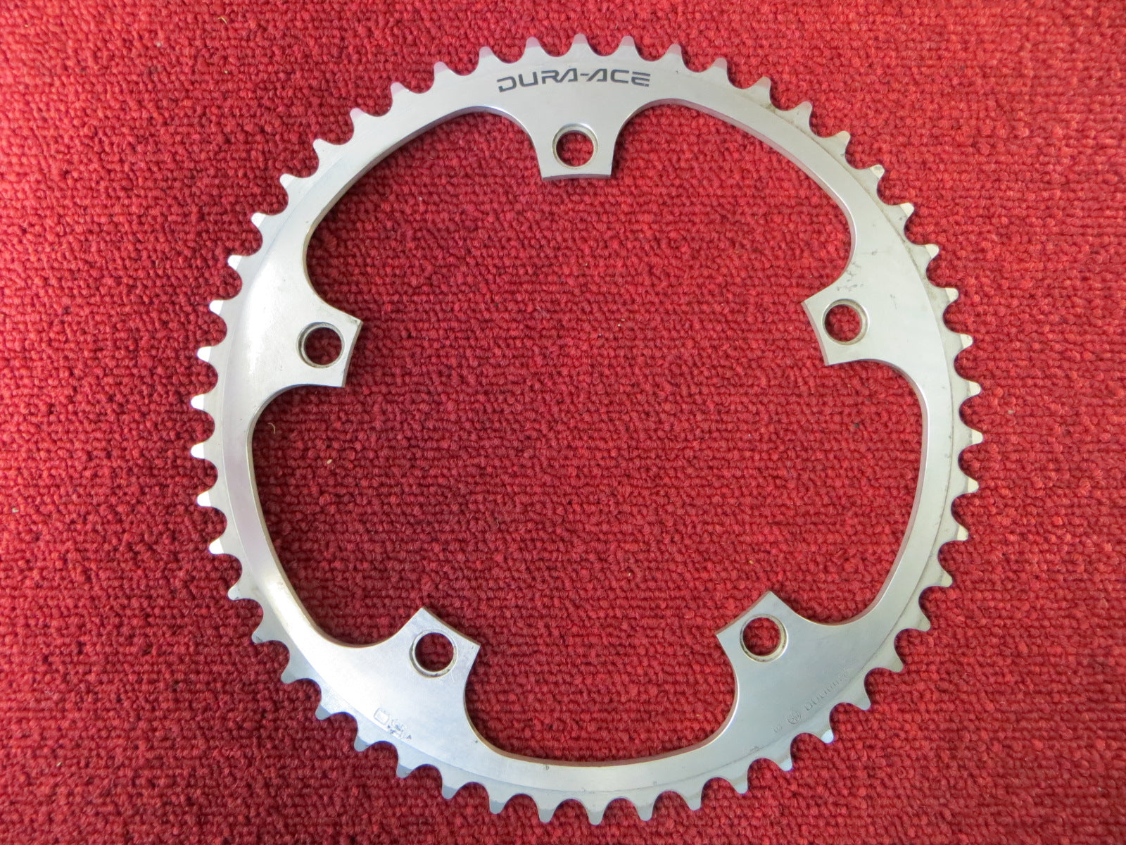"Shimano Dura Ace FC-7600 1/8"" 144BCD NJS Chainring 50T (18020418)"