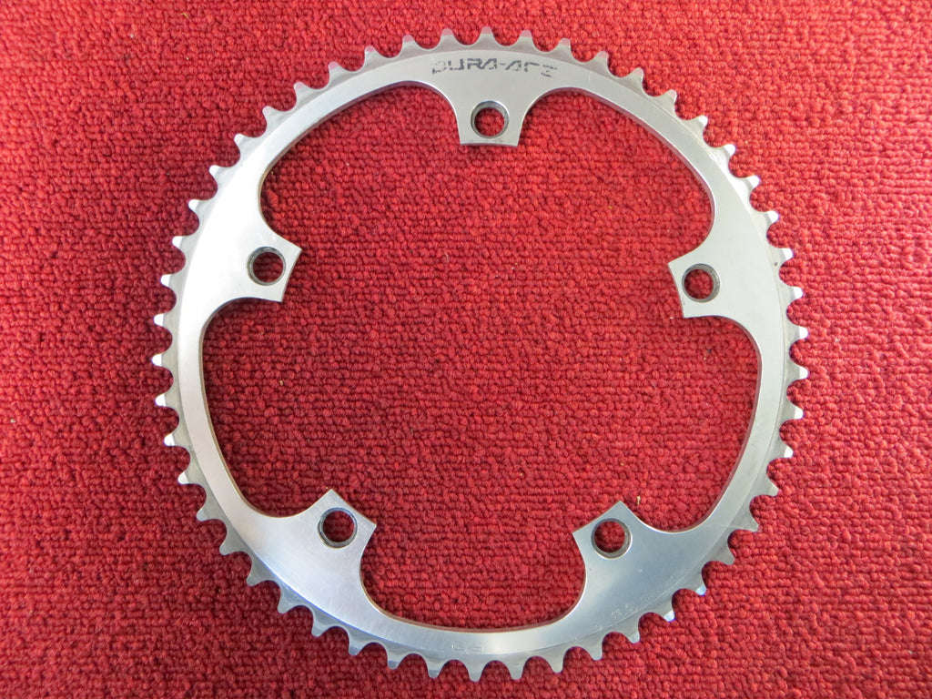 "Shimano Dura Ace FC-7600 1/8"" 144BCD NJS Chainring 50T (18020420)"