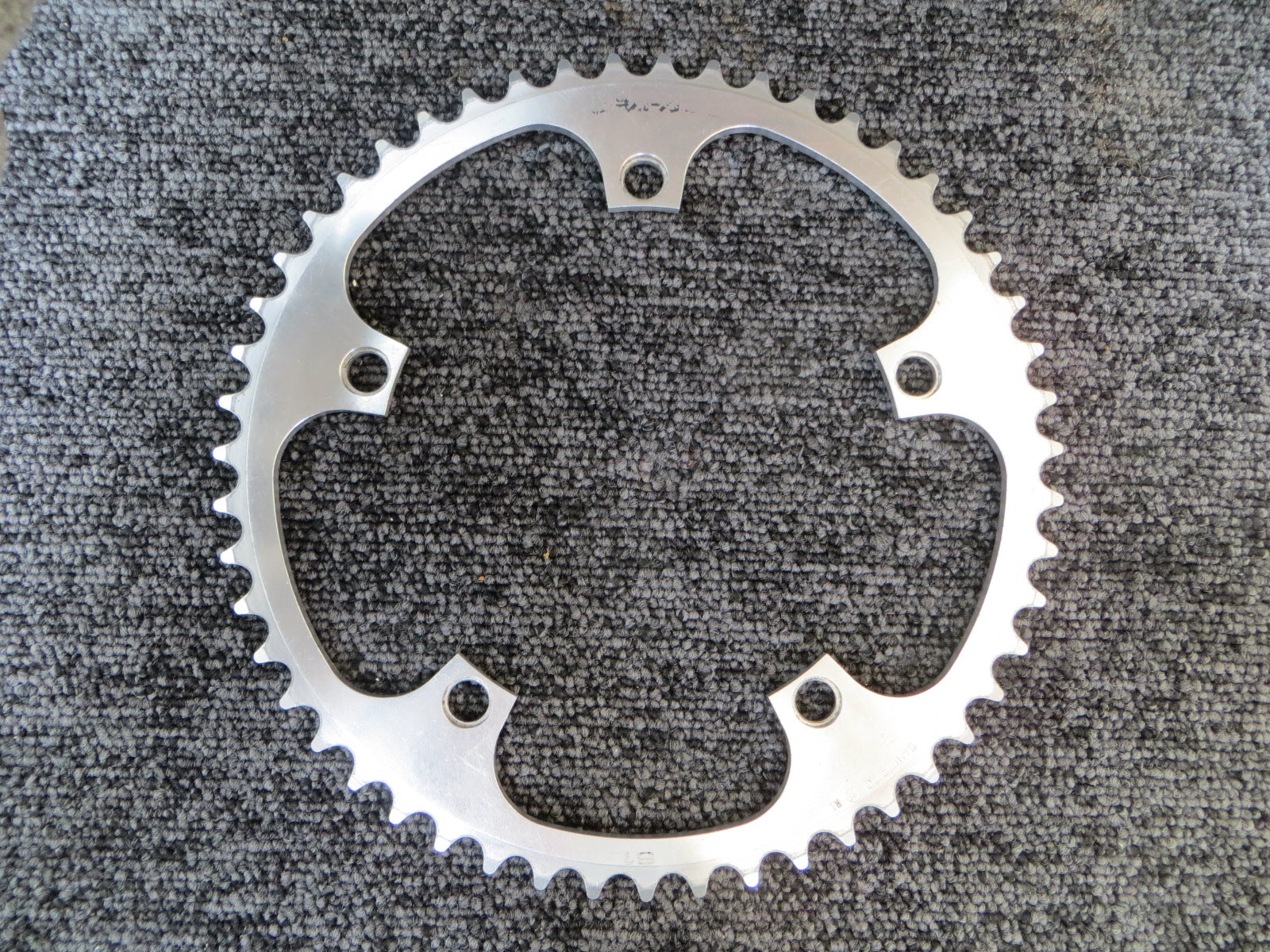 "Shimano Dura Ace FC-7600 1/8"" 144BCD NJS Chainring 51T (18071939)"