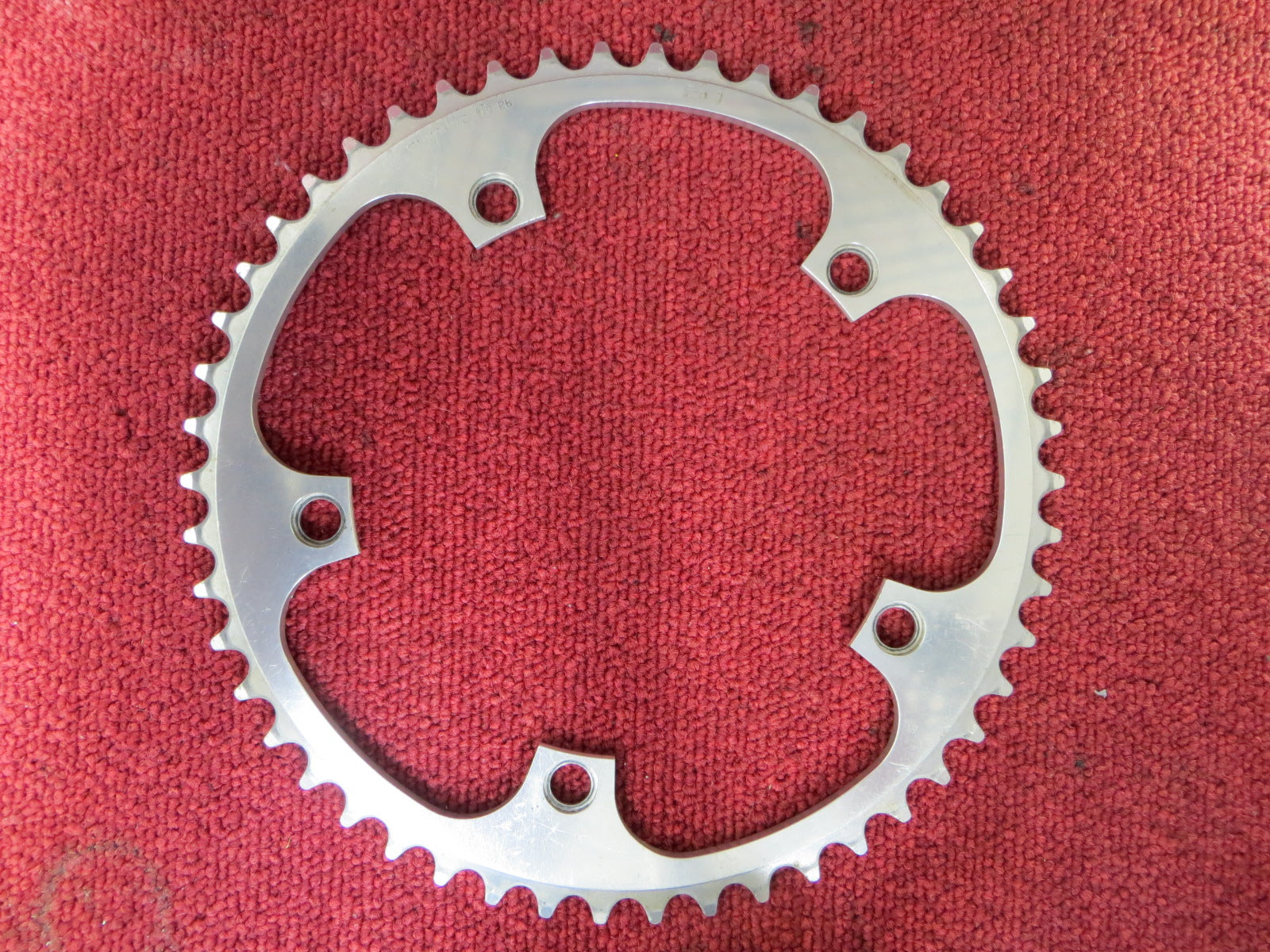 "Shimano Dura Ace FC-7600 1/8"" 144BCD NJS Chainring 50T (18080224)"