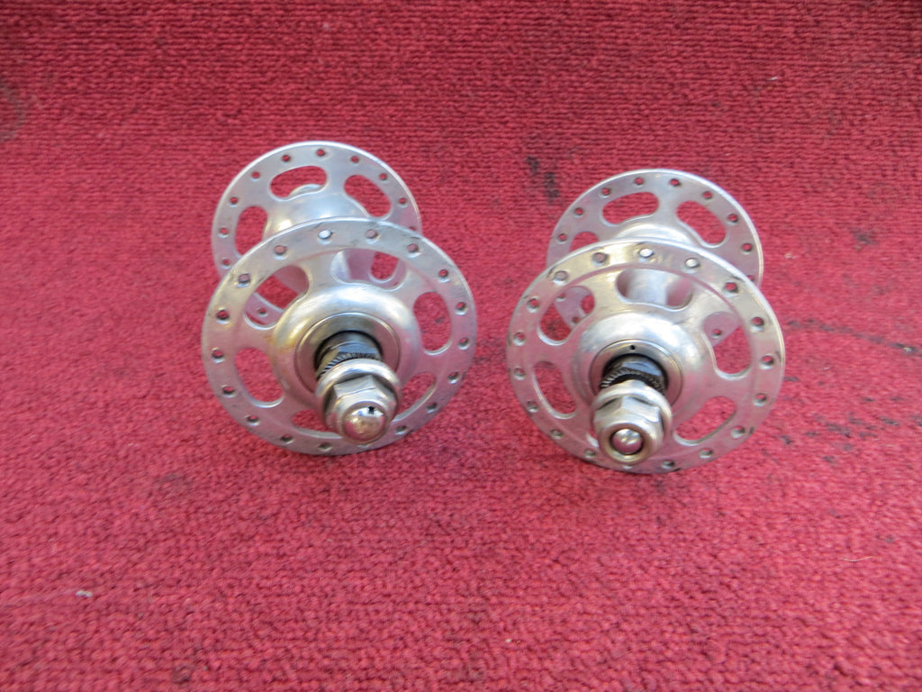 Campagnolo S-record NJS 120mm 36H F&R Hub Set (18081701)