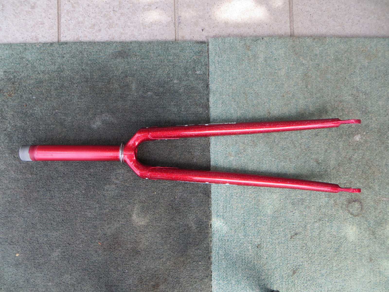 Giro Front Fork 157mm steering Column 9mm Slot