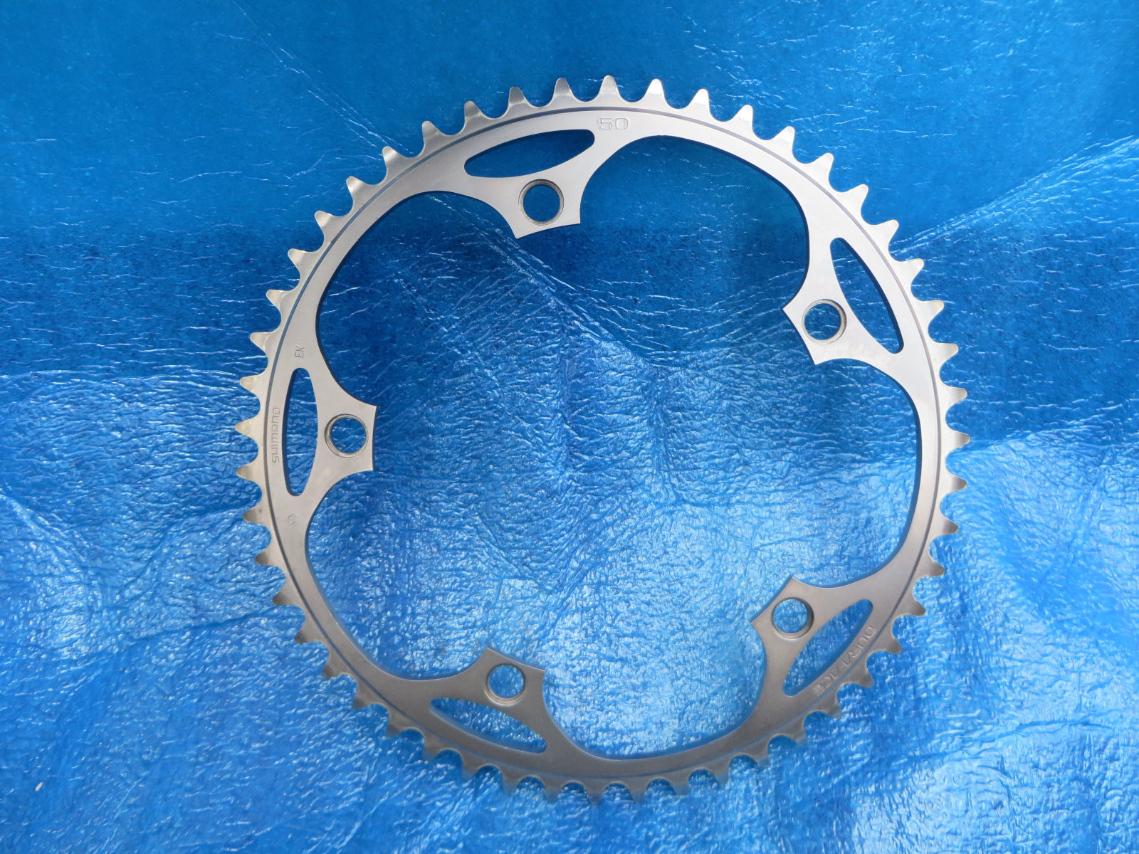 "Shimano Dura Ace FC-7710 1/8"" 144BCD NJS Chainring 50T (19080355)"
