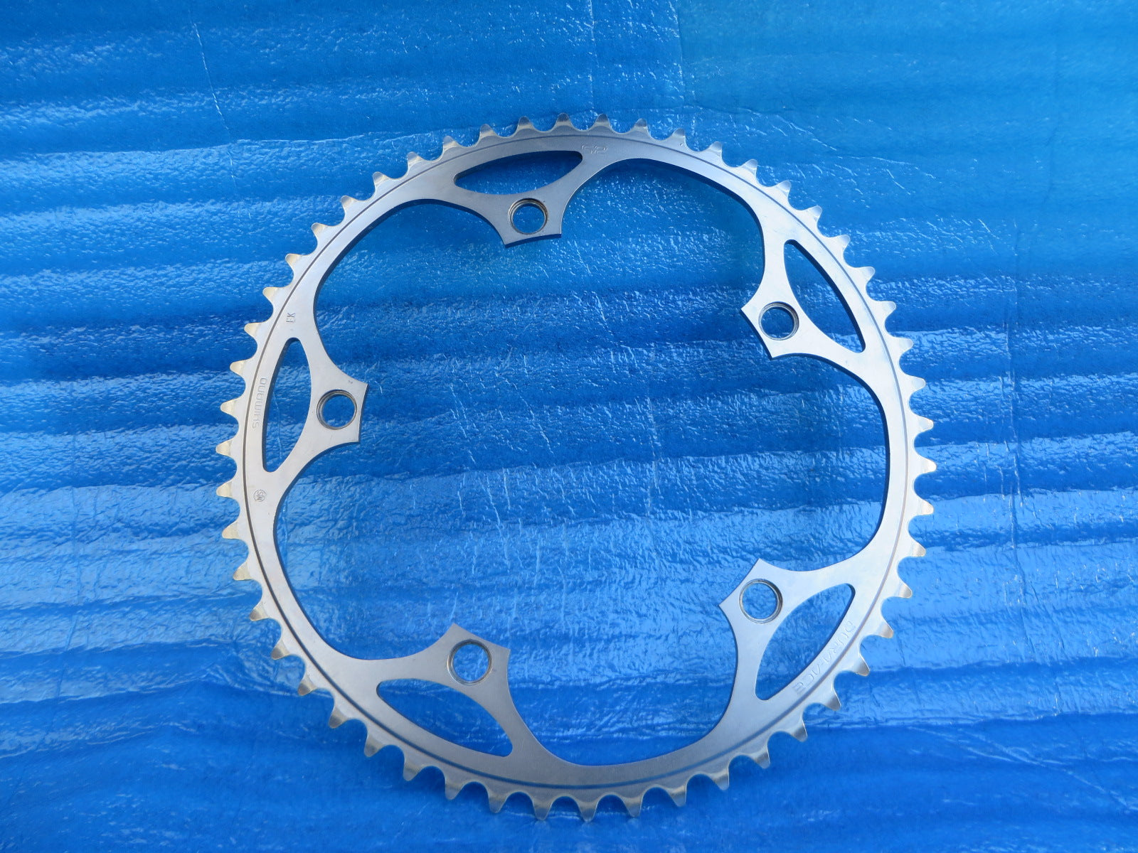 Shimano Dura Ace FC-7710 1/8 144BCD NJS Chainring 52T (20111203)
