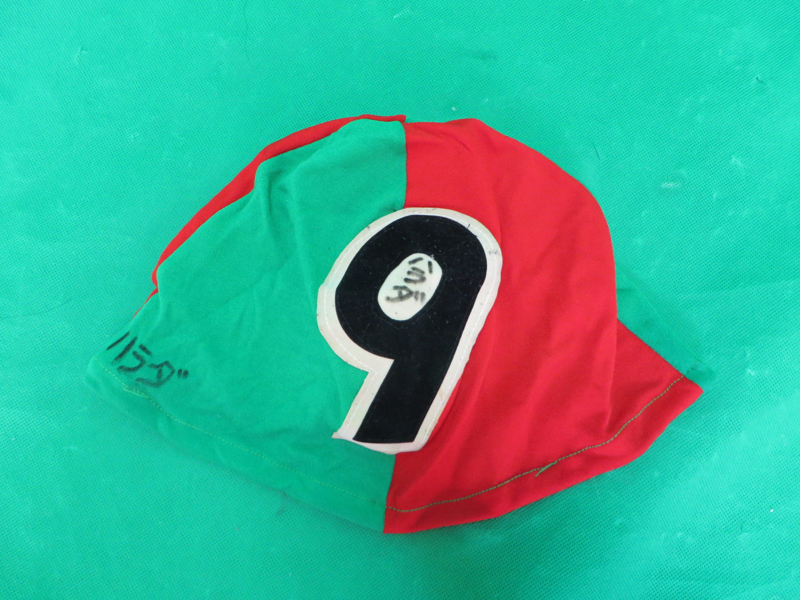 Vintage Authentic Keirin Helmet Cover