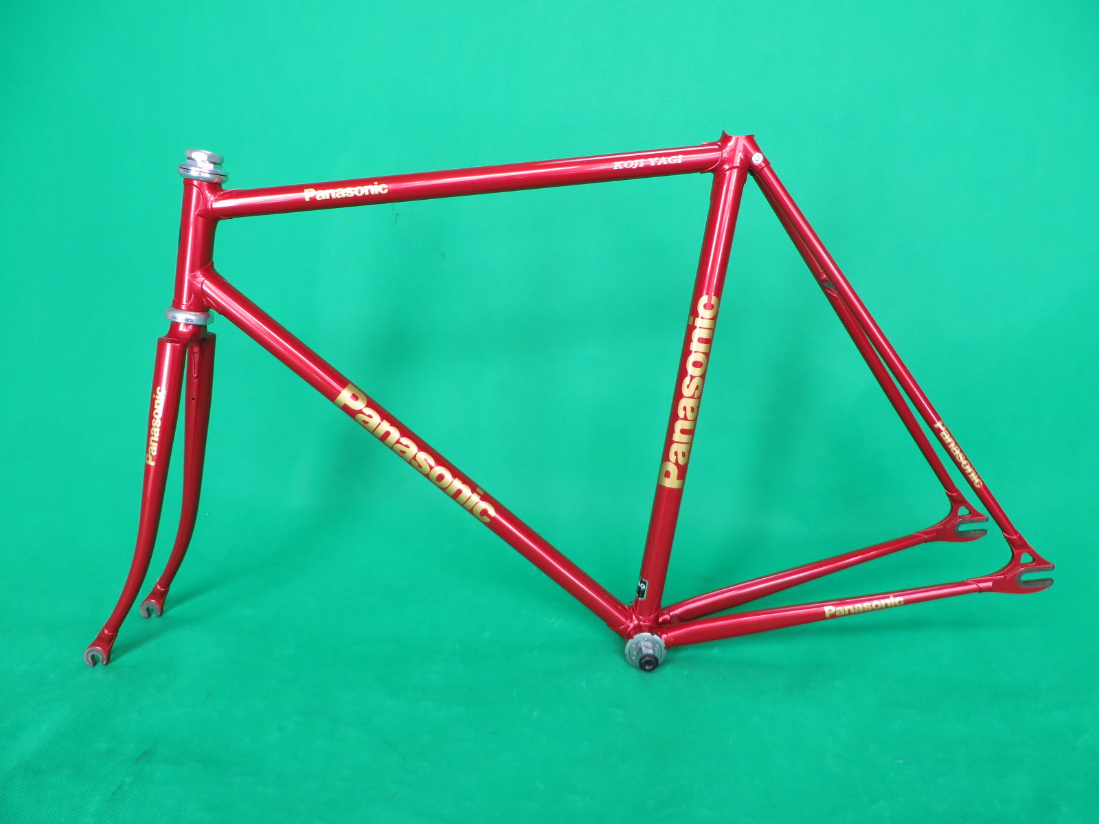 PANASONIC // Red Metallic // Kaisei 8630R  // 53cm