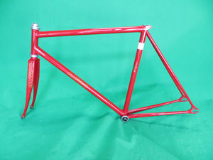 Makino // Red w. Columbus Max Fork 2015 // 52.5cm