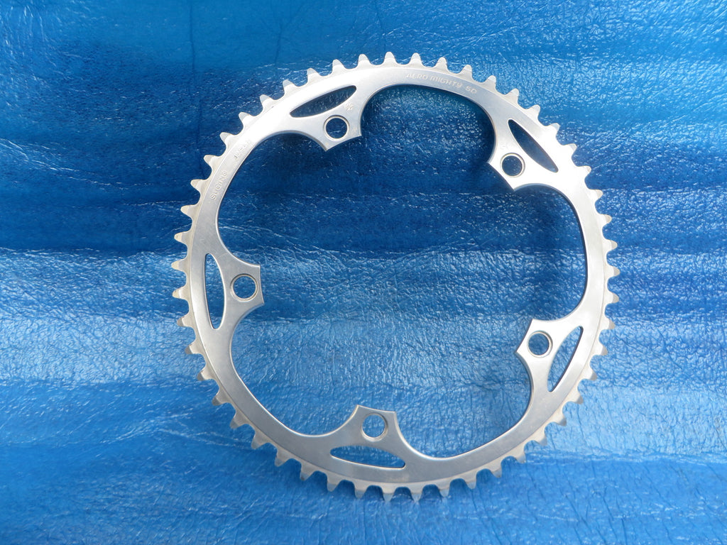 "Sugino Aero Mighty 1/8"" 144BCD NJS Chainring 50T (19101924)"