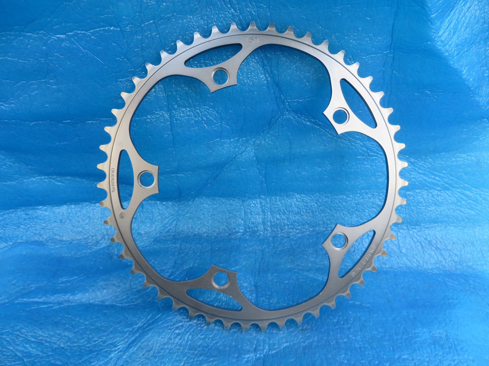 "Shimano Dura Ace FC-7710 1/8"" 144BCD NJS Chainring 51T (19110231)"