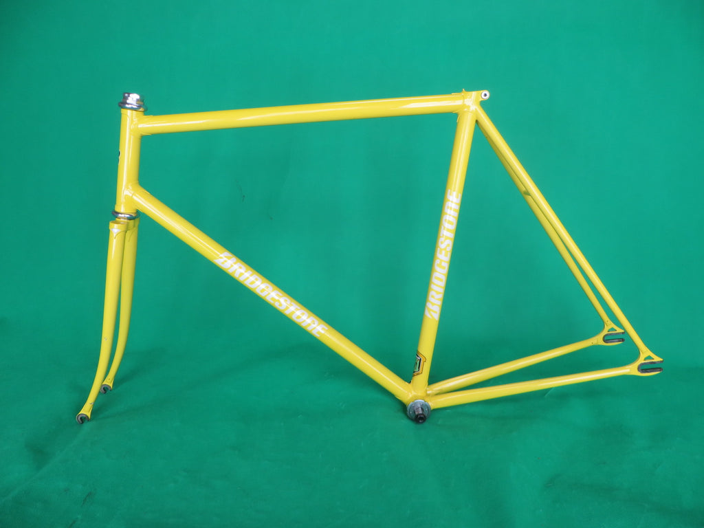 BRIDGESTONE // Yellow Reynolds 631 // 55.5cm