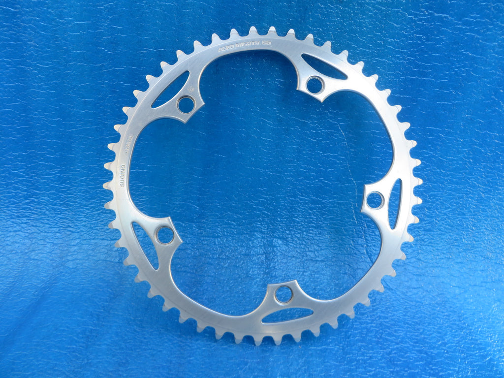 "Sugino Aero Mighty 1/8"" 144BCD NJS Chainring 50T (20011322)"