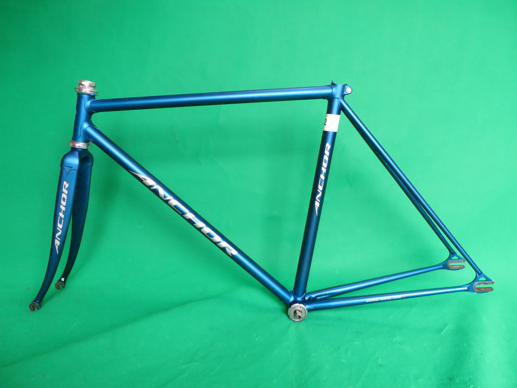 Anchor Columbus Max Fork // Matte Blue // 49.5m