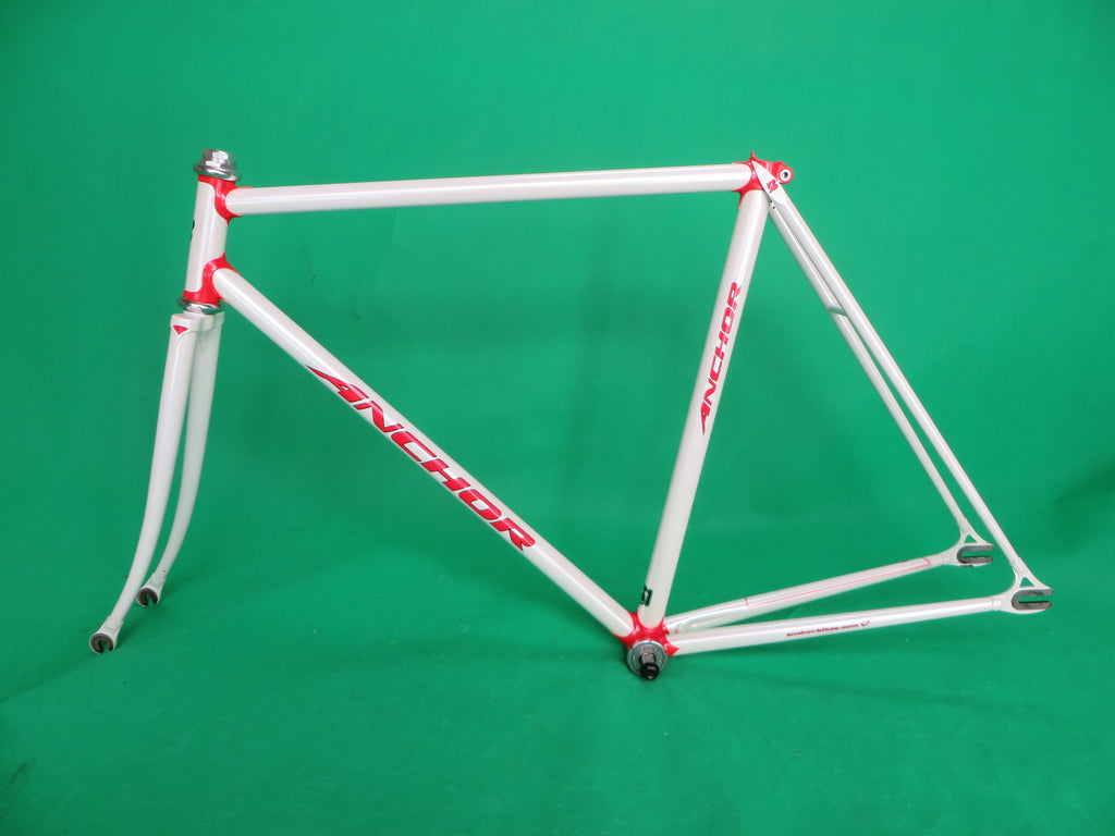 Anchor  // White Red Lugs // Kaisei 019 //  52cm