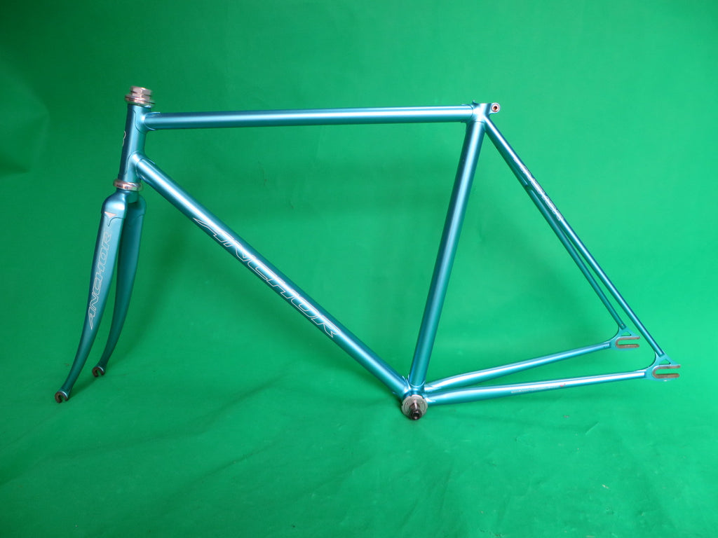 Anchor Columbus Max Fork // Sky Blue Metallic // 50m