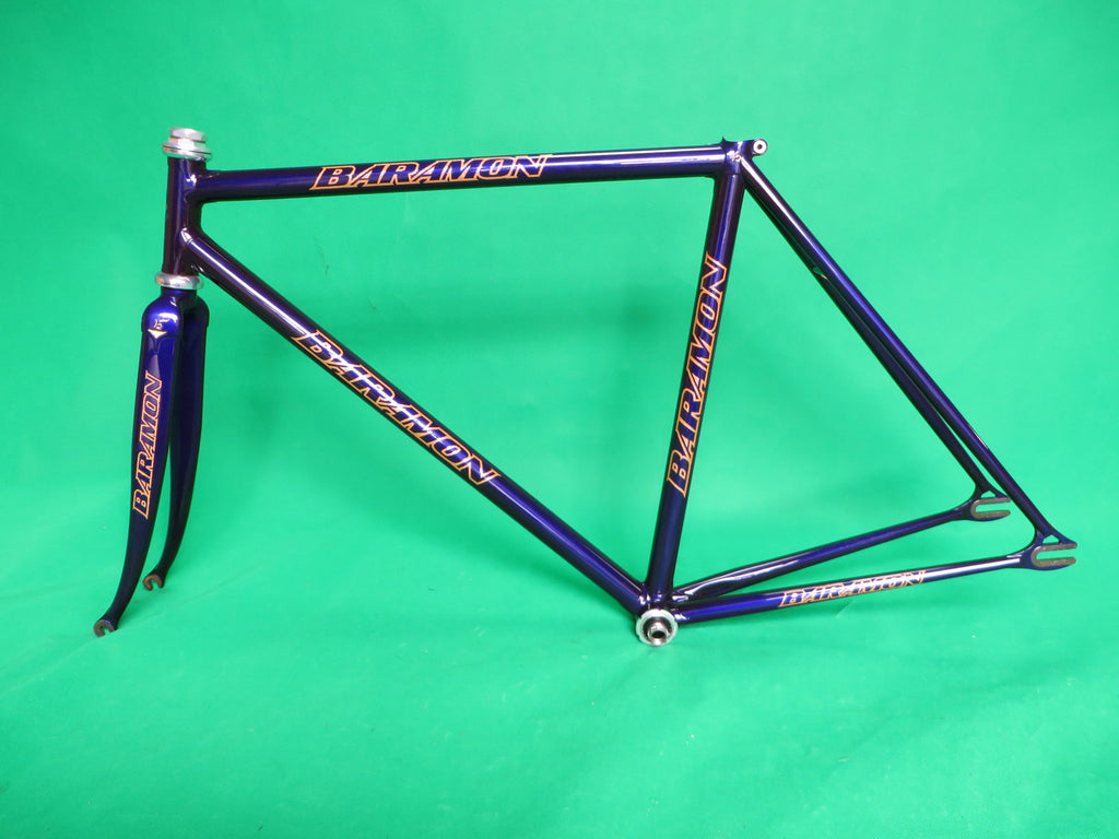 Baramon Columbus Max Fork // Deep Purple Metallic // 49.5cm