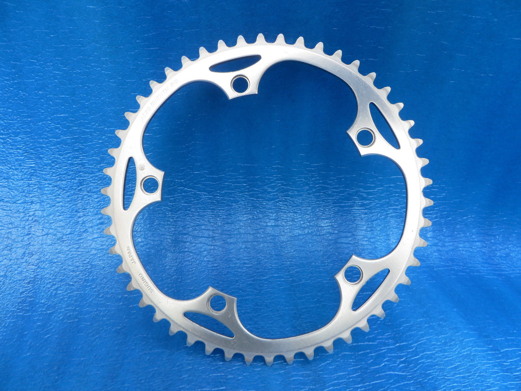 "Sugino Aero Mighty 144BCD 1/8"" NJS Chainring 50T (19031001)"