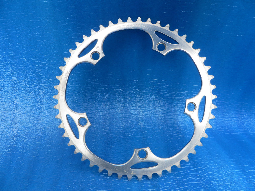 "Sugino Aero Mighty 144BCD 1/8"" NJS Chainring 50T (19031002)"