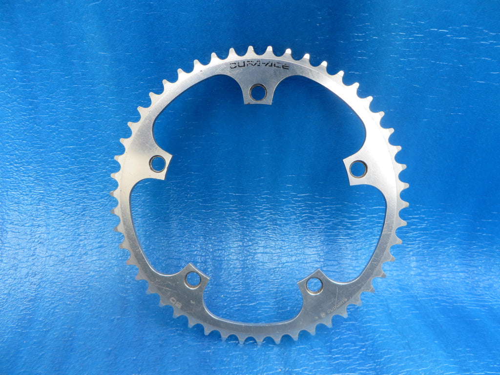 "Shimano Dura Ace FC-7600 1/8"" 144BCD NJS Chainring 50T (19031044)"