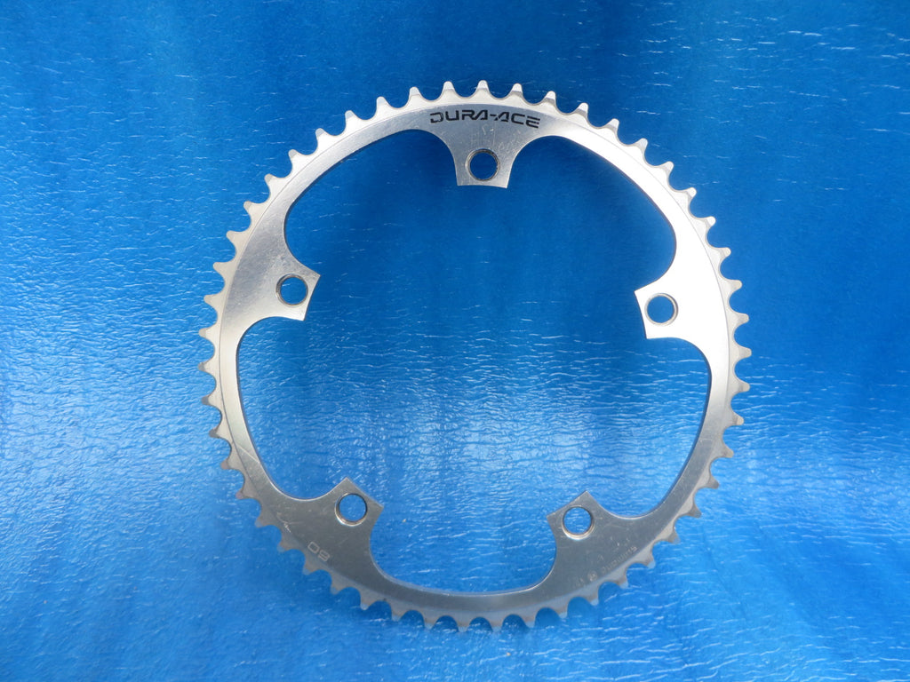 "Shimano Dura Ace FC-7600 1/8"" 144BCD NJS Chainring 50T (19031047)"