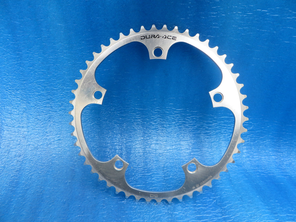 "Shimano Dura Ace FC-7600 1/8"" 144BCD NJS Chainring 50T (19031062)"