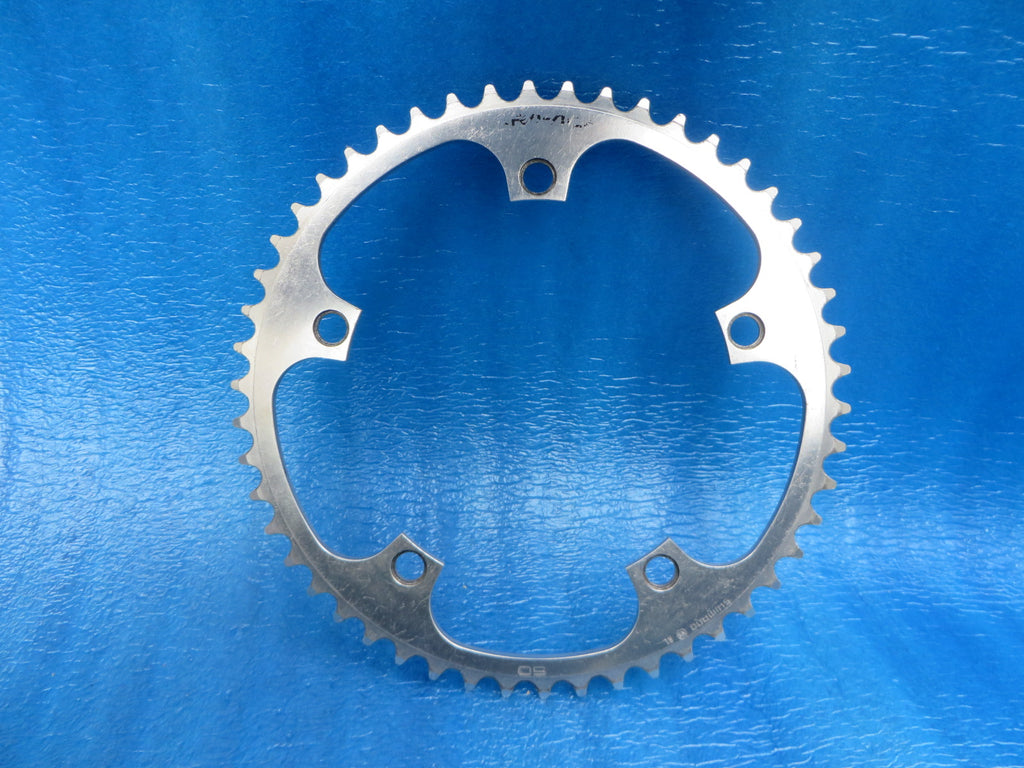"Shimano Dura Ace FC-7600 1/8"" 144BCD NJS Chainring 50T (19031065)"
