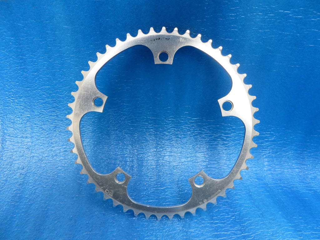 "Shimano Dura Ace FC-7600 1/8"" 144BCD NJS Chainring 50T (19031066)"