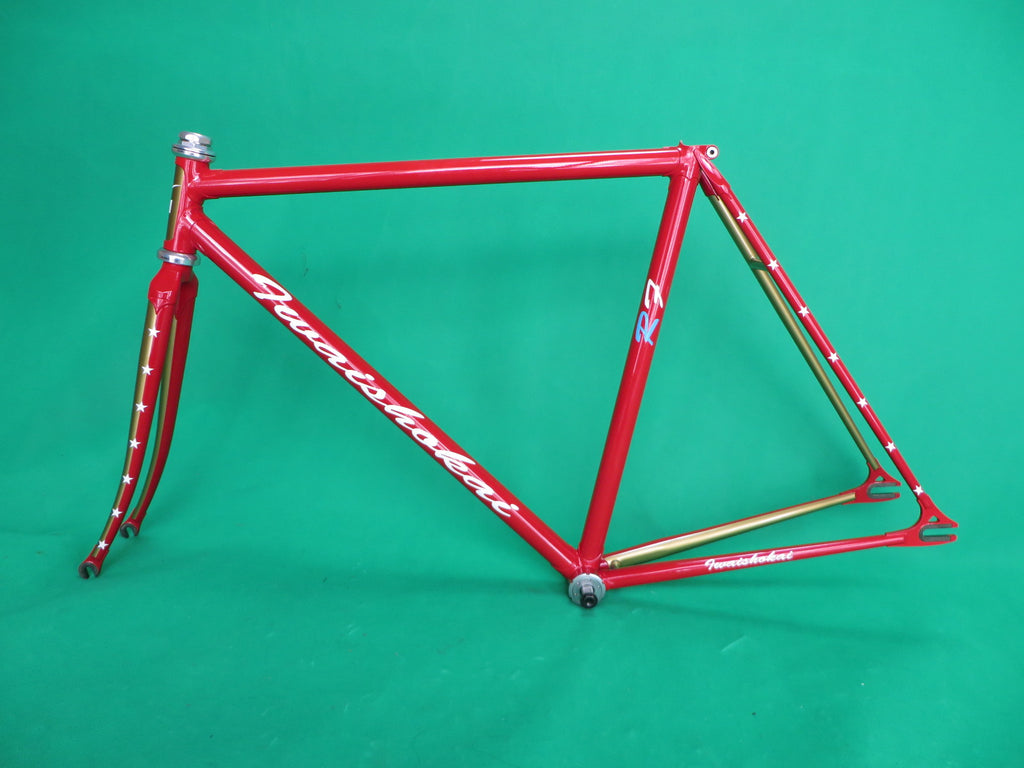 Gan Well Pro // Red / Gold Two Tone  // 51.5cm