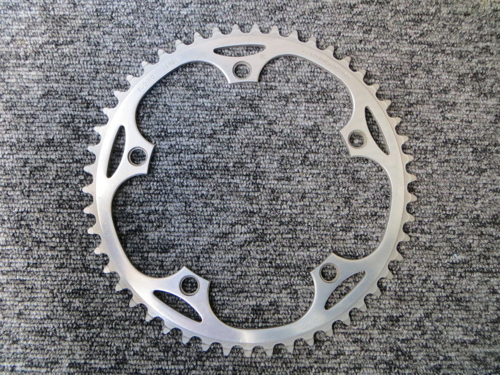 "Sugino Aero Mighty 1/8"" 144BCD NJS Chainring 50T (18010213)"