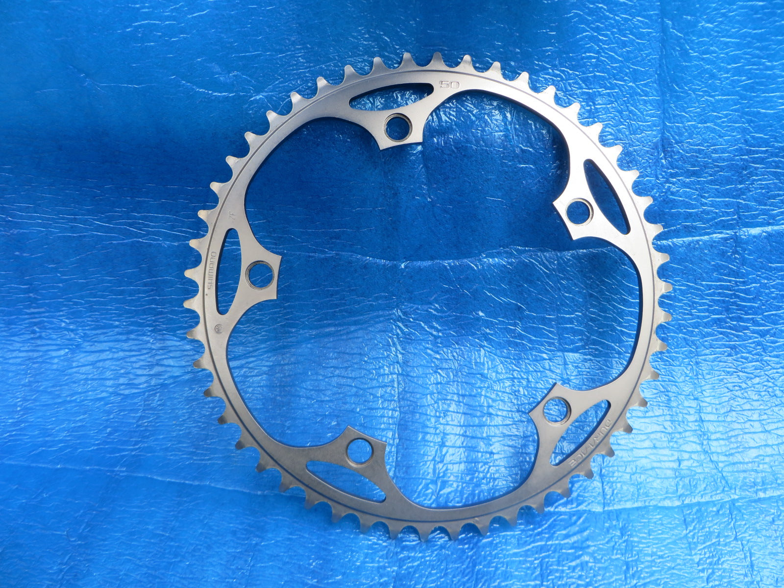 "Shimano Dura Ace FC-7710 1/8"" 144BCD NJS Chainring 50T (19051613)"